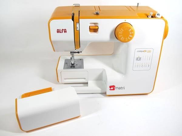 Alfa Compact 100. Maquina de coser. Matri eu - Matri