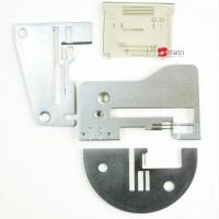 placas de agujas y placas de cubierta de bobinas