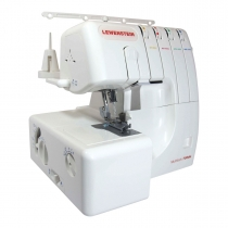 Máquinas remalladoras resistentes Lewenstein 700DE de 3 y 4 hilos con envío gratuito.
