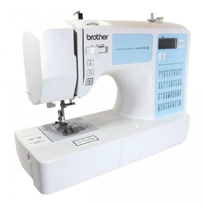 Brother FS 40 máquina de coser Envío rápido y gratuito
