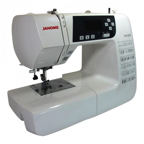 Janome DC 3160