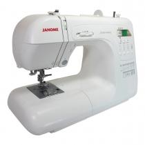 la Janome DC 3018, una máquina de coser muy creativa