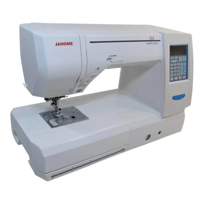 Janome Horizon Memory Craft 8200 QC, una máquina de coser muy ...