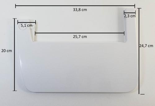 Base de extensión Bernina-05 remalladoras