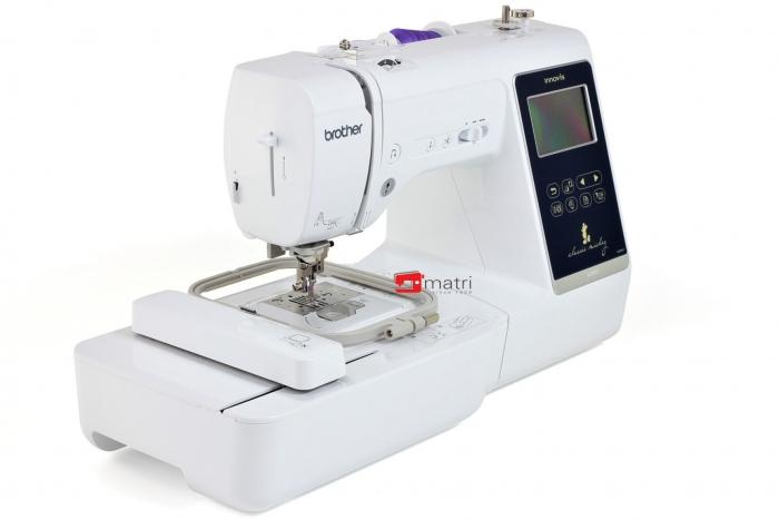 Brother M280D Maquina de coser y de bordar computerizada - Matri ...