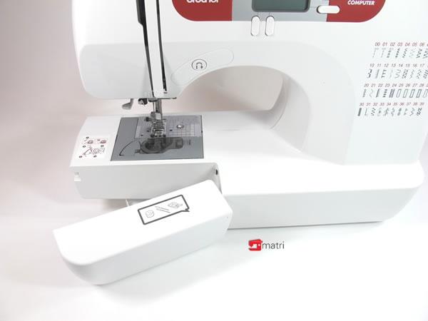 m quina de coser utilizada computarizada brother cs 10 matri maquinas de coser. Black Bedroom Furniture Sets. Home Design Ideas