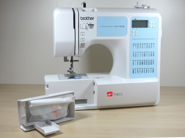 Brother fs 40 m quina de coser env o r pido y gratuito for Machine a coudre 6 ans