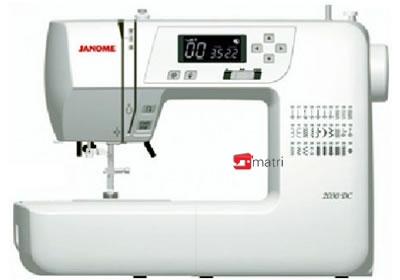 Janome DC 2030