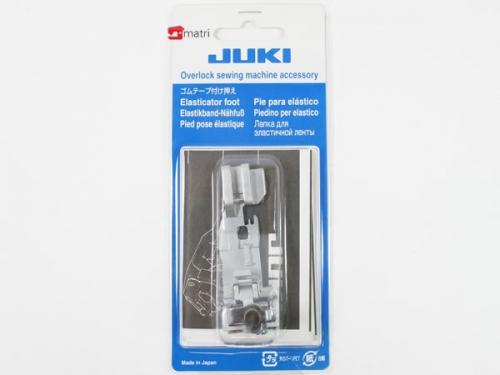 Prénsatelas para poner elástico 16676 para remalladora Juki