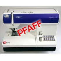 La máquina de coser Pfaff select 4.0 versátil, cómodo y lujoso