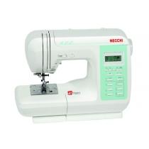 Necchi N 422,  máquina coser computarizada de alta gama