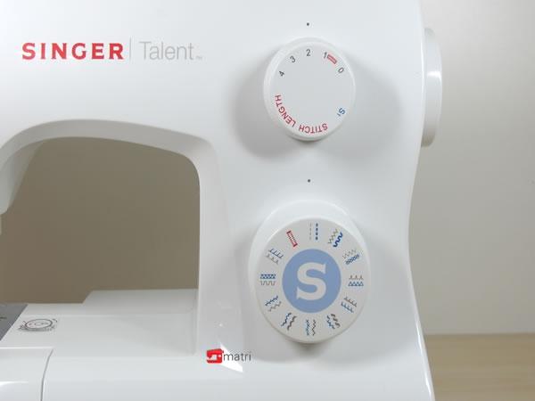 singer 3323 talent sewing machine