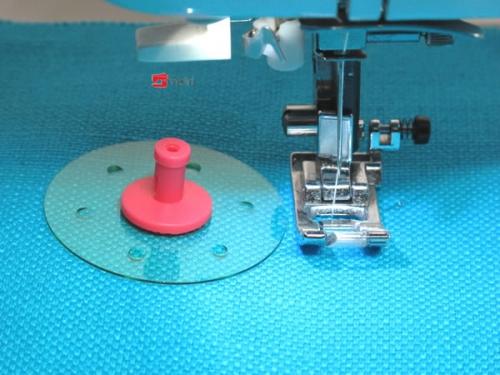 Guía universal para coser círculos / cirkel maker.