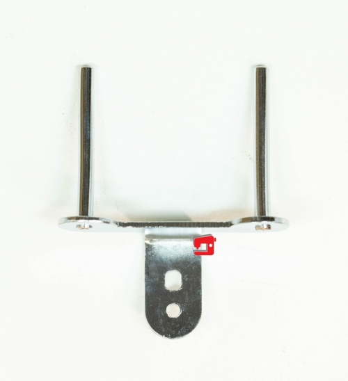 Soporte de 2 hilos universal en metal