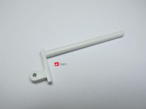 Barra soporte de hilo