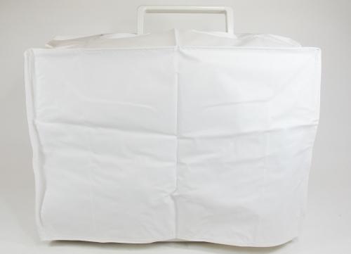 Funda de plastico para máquina de coser