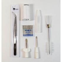 Reduce gastos, haga la limpieza y mantenimiento de su máquina usted misma
