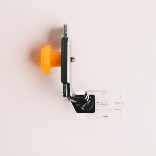 prensatelas cremallera invisible ajustable
