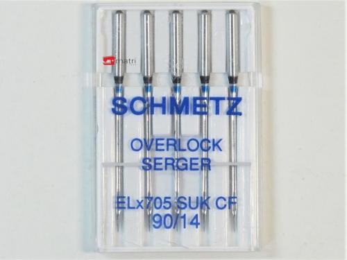 Schmetz agujas  EL x  705 SUK CF