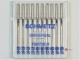Schmetz Agujas para máquinas de coser tamaño 70-80-90